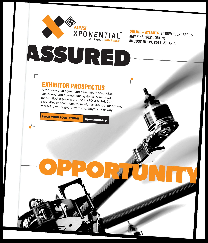 AUVSI XPONENTIAL 2021 Exhibitor Prospectus