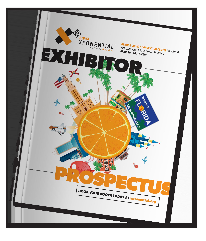 AUVSI XPONENTIAL 2022 Exhibitor Prospectus